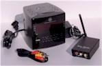 Wireless Clock/Radio Cam